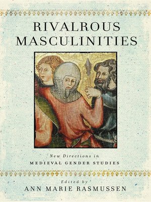 cover image of Rivalrous Masculinities