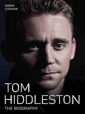 cover image of Tom Hiddleston--The Biography