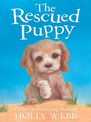 cover image of The Rescued Puppy