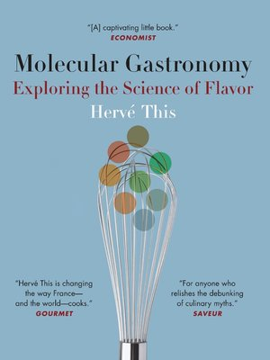 cover image of Molecular Gastronomy