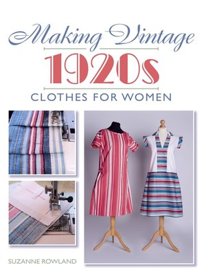 cover image of Making Vintage 1920s Clothes for Women