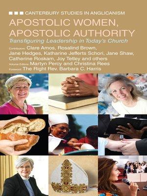 cover image of Apostolic Women, Apostolic Authority