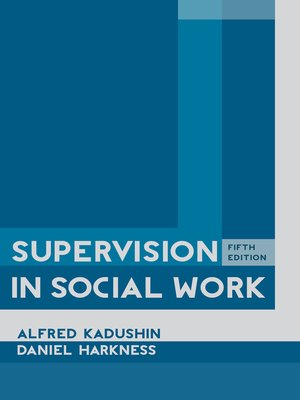 cover image of Supervision in Social Work
