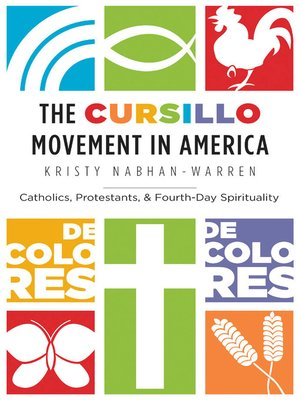 cover image of The Cursillo Movement in America