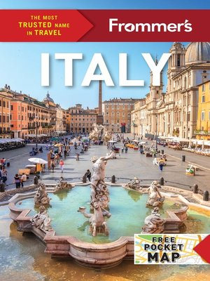 cover image of Frommer's Italy