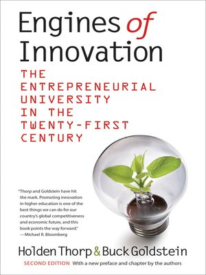 cover image of Engines of Innovation