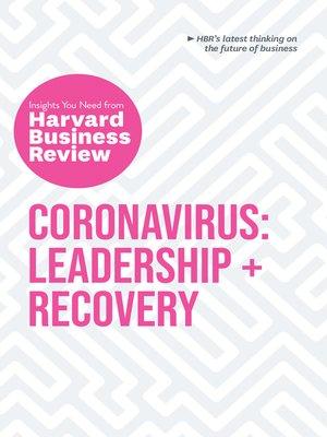 cover image of Coronavirus