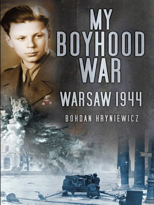 cover image of My Boyhood War