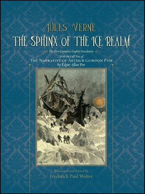 cover image of The Sphinx of the Ice Realm