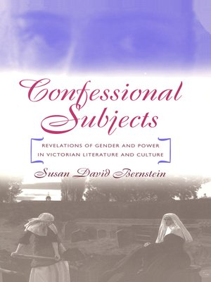 cover image of Confessional Subjects