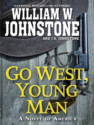 cover image of Go West, Young Man