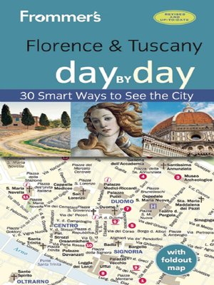 cover image of Frommer's Florence and Tuscany day by day
