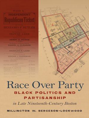 cover image of Race Over Party