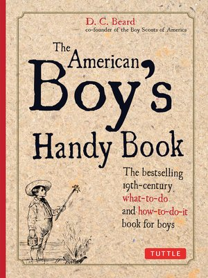 cover image of American Boy's Handy Book