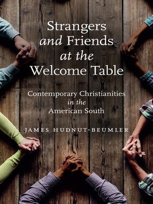 cover image of Strangers and Friends at the Welcome Table