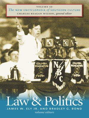 cover image of Volume 10: Law and Politics