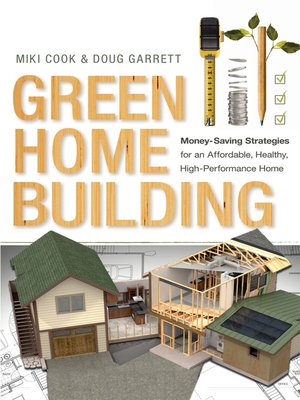 cover image of Green Home Building