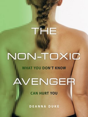 cover image of The Non-Toxic Avenger