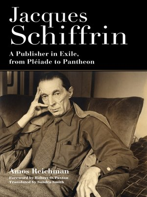 cover image of Jacques Schiffrin
