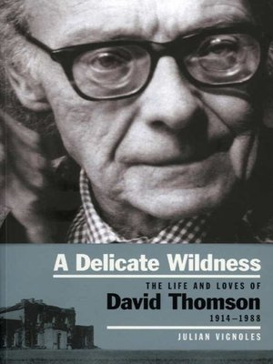 cover image of A Delicate Wildness