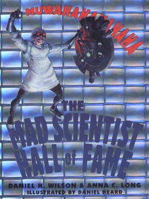 cover image of The Mad Scientist Hall of Fame
