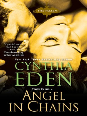 cover image of Angel in Chains