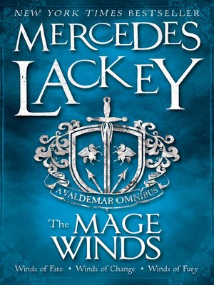 cover image of The Mage Winds
