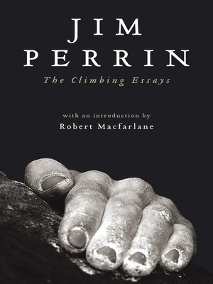 cover image of The Climbing Essays