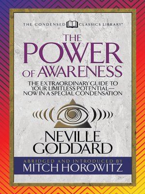 cover image of The Power of Awareness (Condensed Classics)
