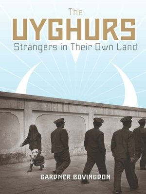 cover image of The Uyghurs