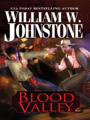 cover image of Blood Valley