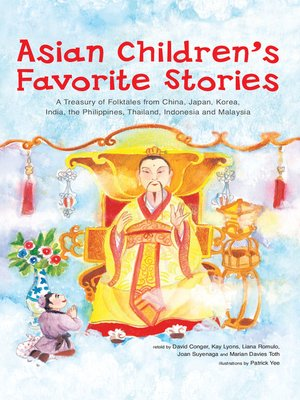 cover image of Asian Children's Favorite Stories