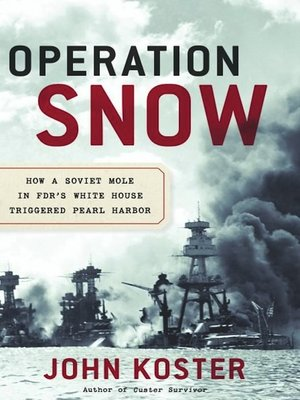 cover image of Operation Snow