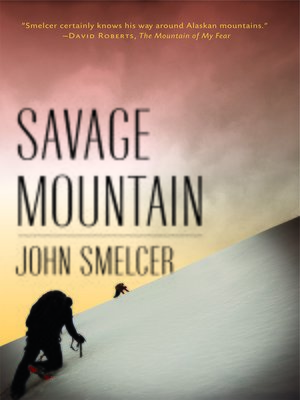 cover image of Savage Mountain