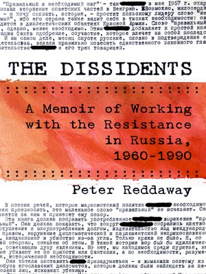 cover image of The Dissidents