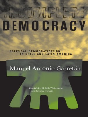 cover image of Incomplete Democracy