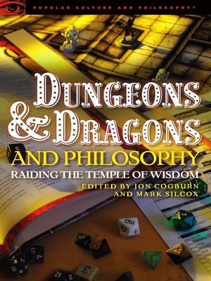 cover image of Dungeons and Dragons and Philosophy