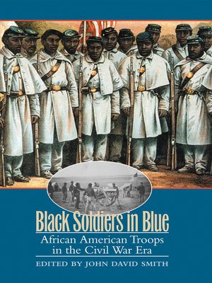 cover image of Black Soldiers in Blue