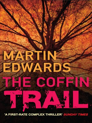 cover image of The Coffin Trail
