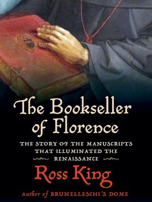 cover image of The Bookseller of Florence