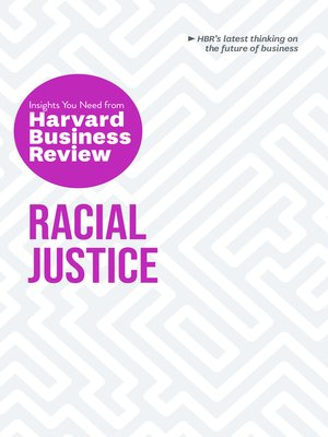 cover image of Racial Justice