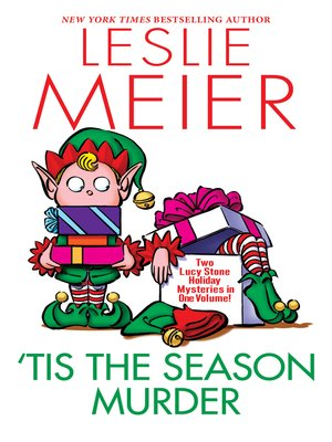 cover image of 'Tis the Season Murder