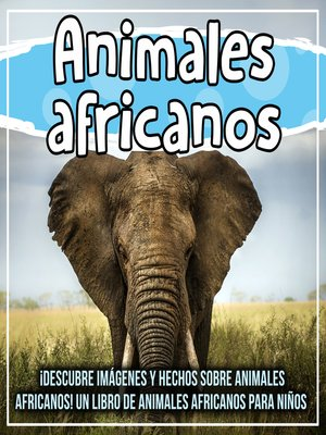 cover image of Animales africanos