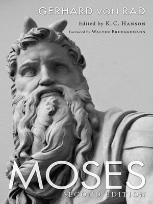 cover image of Moses, 2nd ed.