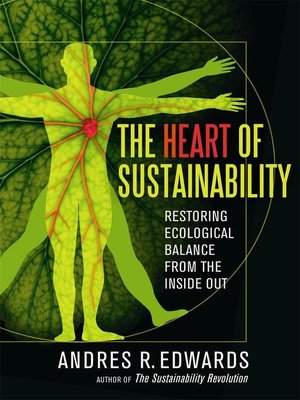 cover image of The Heart of Sustainability