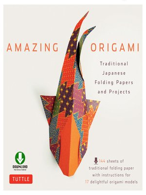 cover image of Amazing Origami