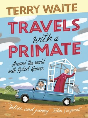 cover image of Travels with a Primate