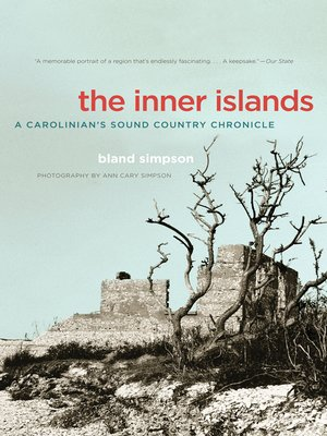 cover image of The Inner Islands