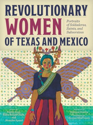 cover image of Revolutionary Women of Texas and Mexico