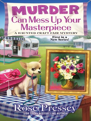 cover image of Murder Can Mess Up Your Masterpiece